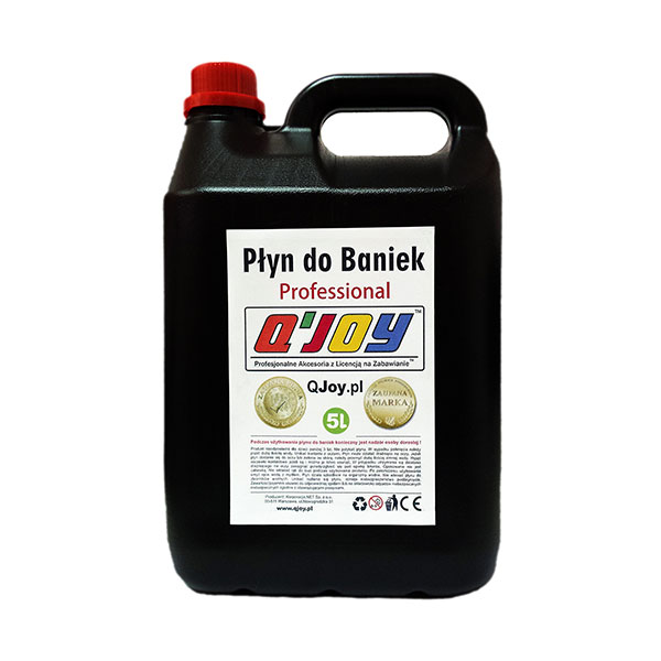 Płyn do Baniek